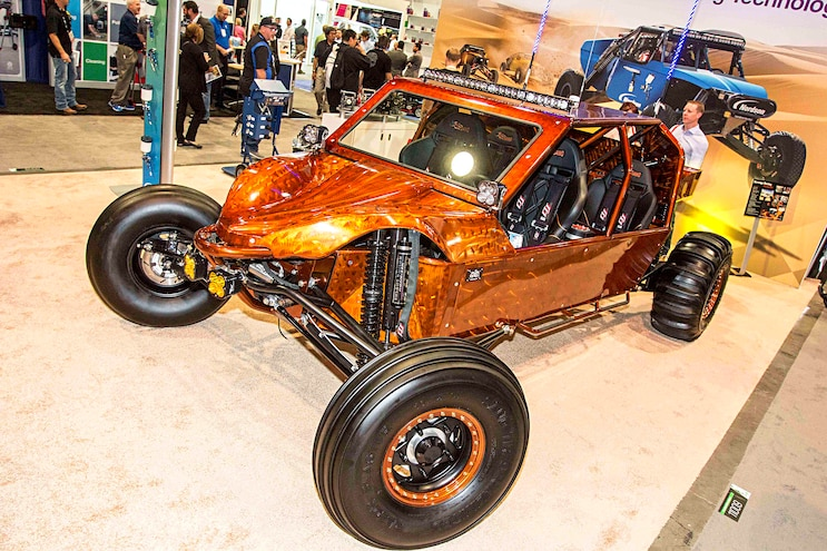 2016 Sema 15 Best Of Show Dune Buggy