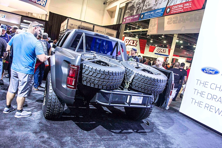 2016 Sema 15 Best Of Show Ford Raptor