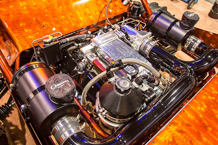 2016 Sema 15 Best Of Show Ls3 V8
