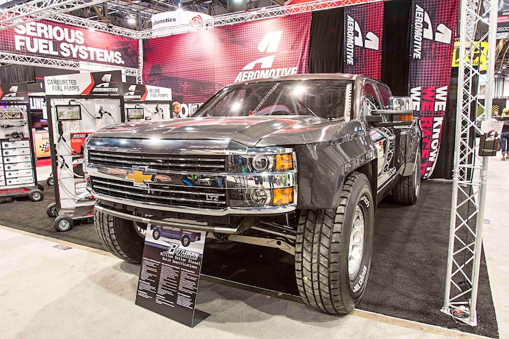 2016 Sema 15 Best Of Show Chevy Hd Prerunner