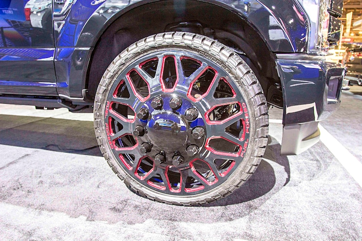 2016 Sema 15 Best Of Show Fuel Wheels