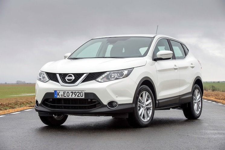 Nissan May Replace Rogue Select with Qashqai Crossover