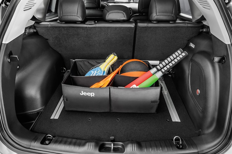 2017 Jeep Compass Mopar Rear Cargo Tote