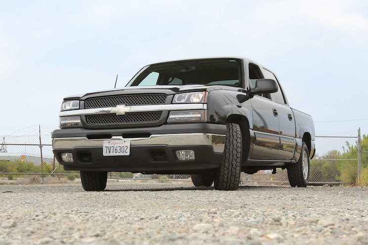 03-06 Chevy Silverado/Avalanche Anzo LED Head Light Install on