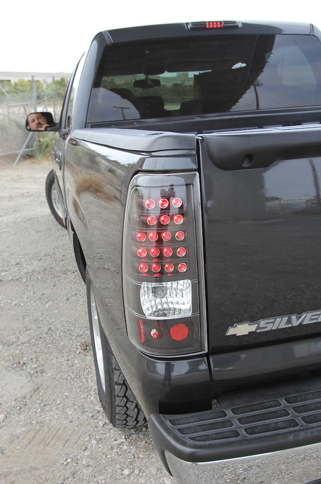 2005 Chevrolet Silverado 1500 Anzo LED Brake Lights James Potter