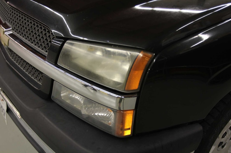 2005 Chevrolet Silverado 1500 Foggy Head Lamp