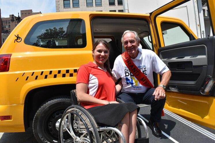 2016 Mobility Ventures Mv 1 Taxi