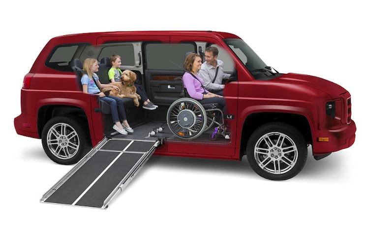 2016 Mobility Ventures Mv 1 Lx Family