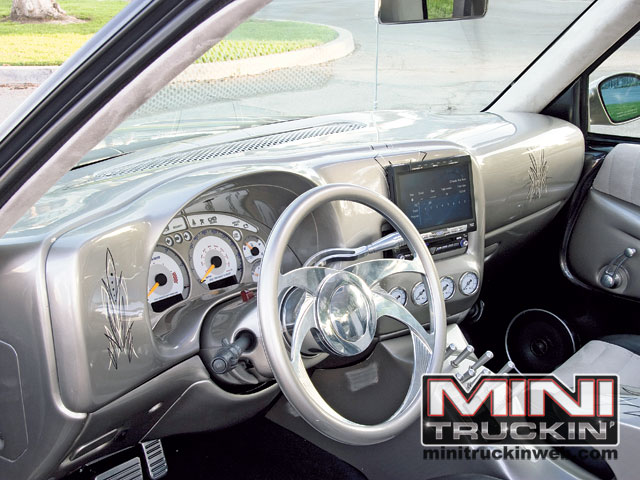 1998 Gmc Sonoma interior Steering Wheel