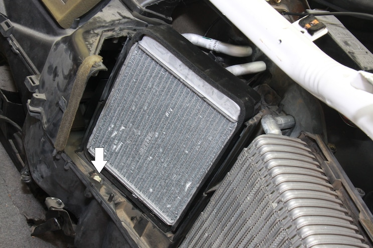 Ford F150 Heater Core 27