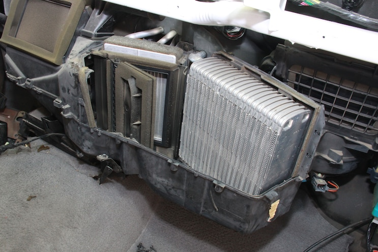 97 03 Ford F 150 Heater Core Replacement