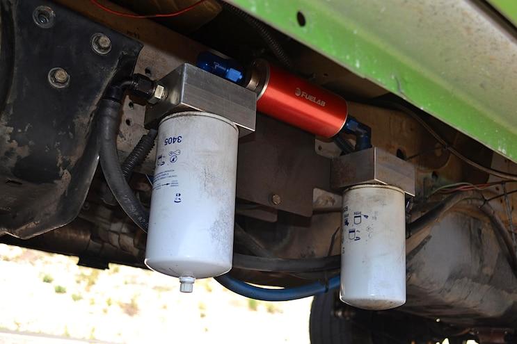 009 2006 Ford F250 Flyin Diesel Fuel System