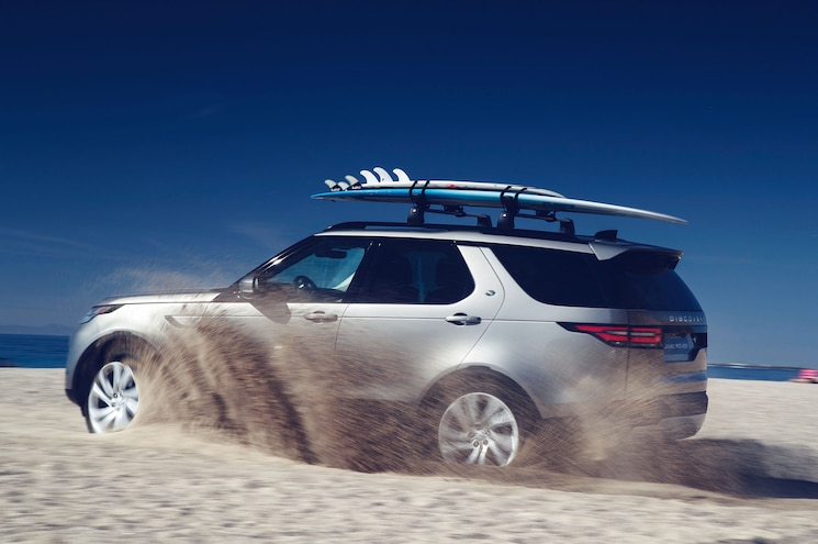 2018 Land Rover Discovery 14