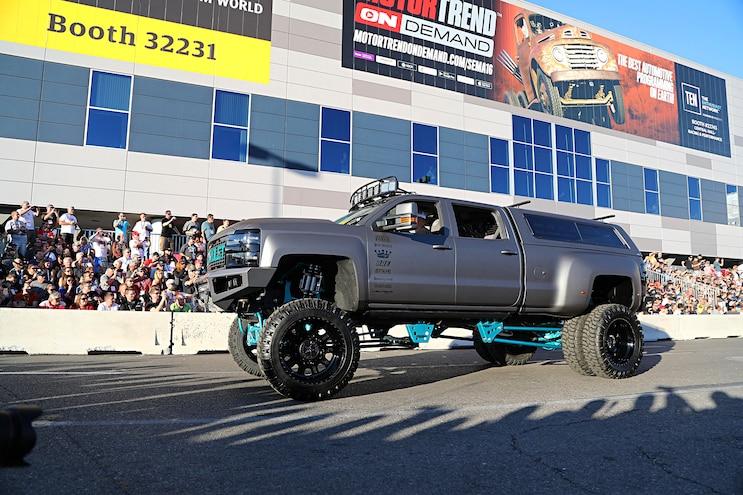 Sema 2016 Rollout Chevy