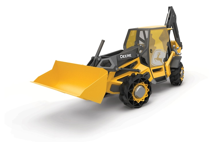 BMW Subsidiary Designworks Teams Up With… John Deere?