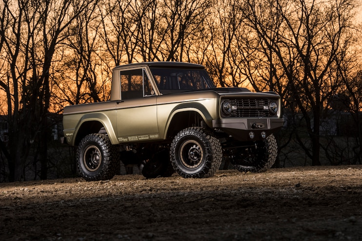 1966 Ford Bronco- One Bad Bronco