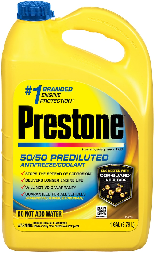 Product Profile Prestone