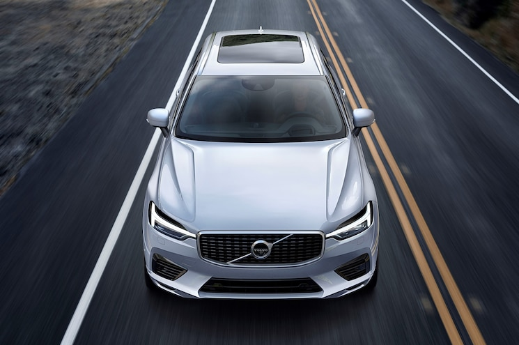 2018 Volvo Xc60 R Design Exterior Front View High