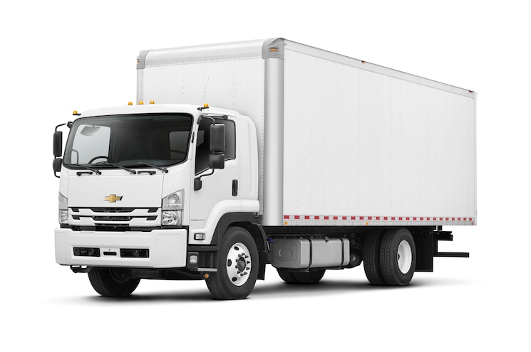 Chevrolet Introduces 6500XD Low Cab Forward Truck