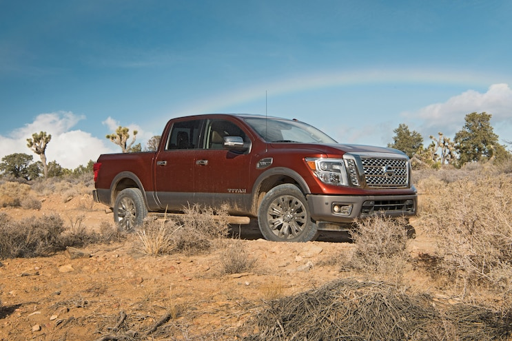 2017 Pickup Truck Of The Year How We Score It Titan