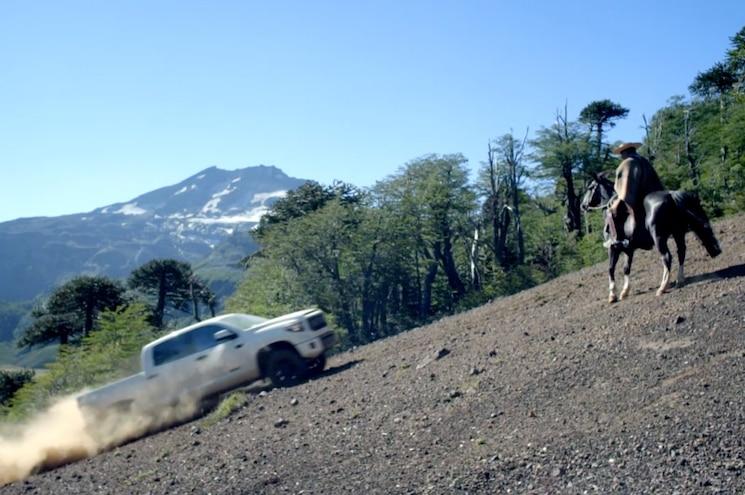 2015 Toyota Tundra Trd Pro Chile Huaso Horse