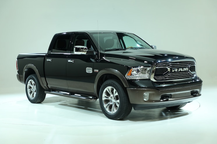 "Ram Adds New ""RV Match Brown"" Two-Tone to Laramie Longhorn"