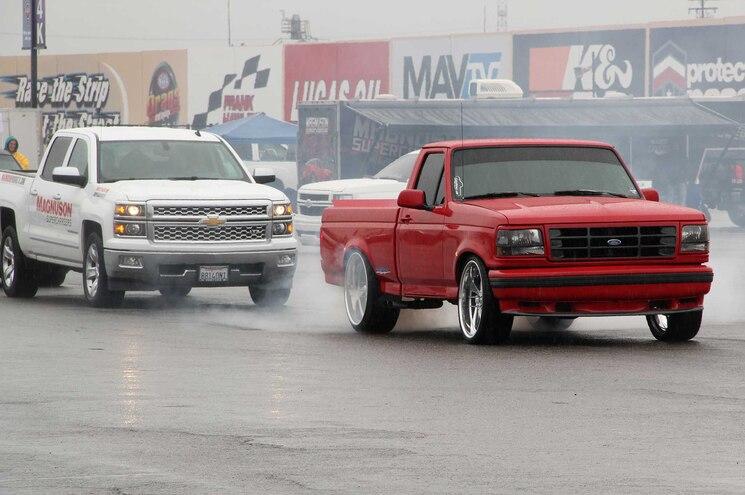 2015 Truckin Throwdown 1995 Ford Lightning