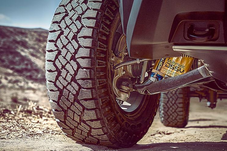 Chevy Colorado ZR2 Shocks Explained: Inside the Multimatic DSSV