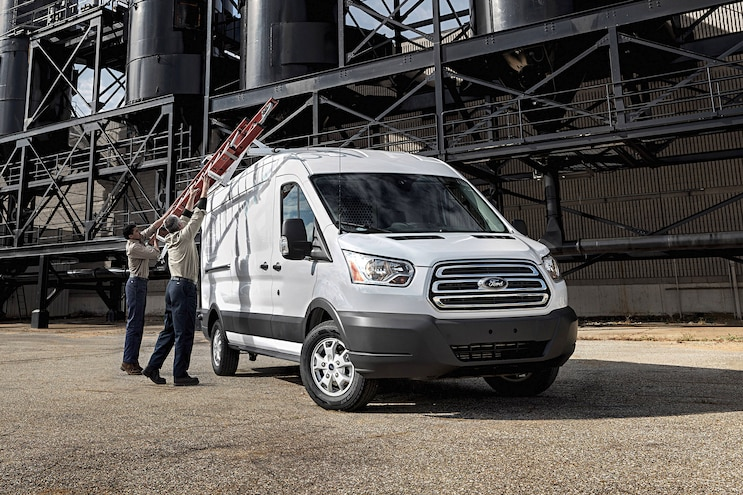 The New Generation of Commercial Vans
