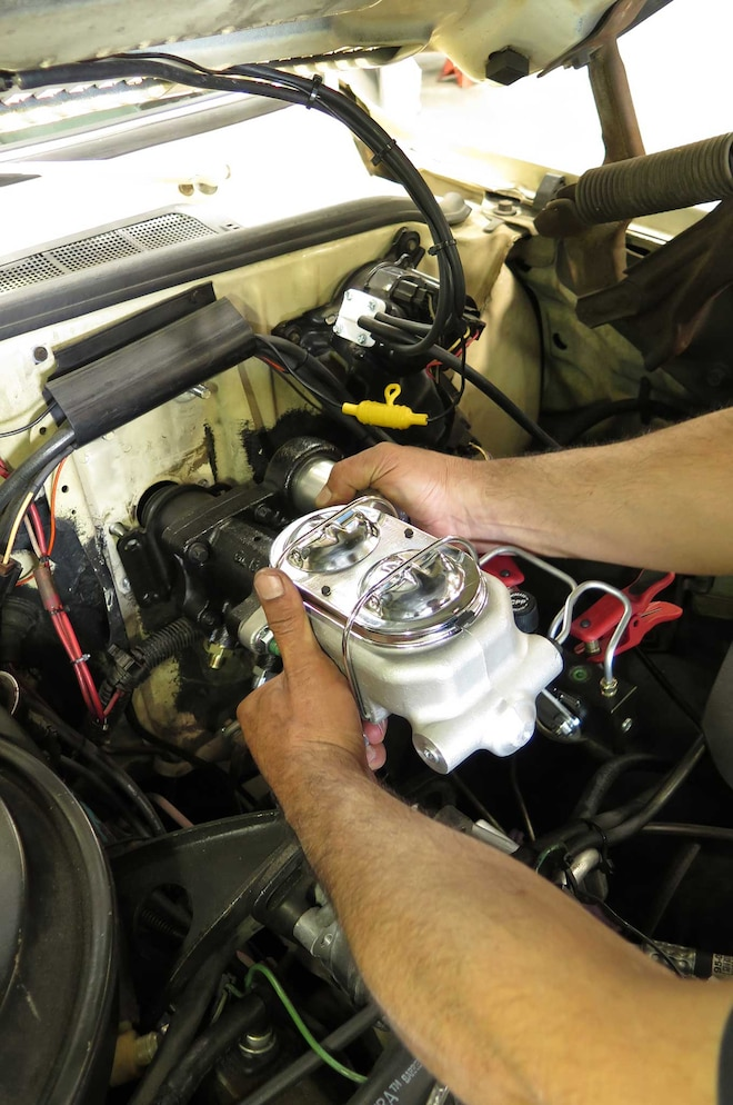 Cpp Hydra Stop For C10s Master And Valve Install