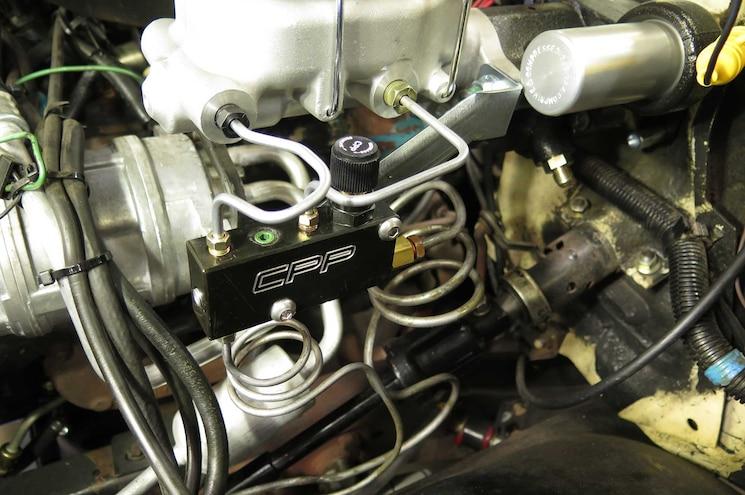 Cpp Hydra Stop For C10s Brake Line Plumbing
