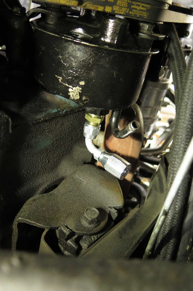 Cpp Hydra Stop For C10s Power Steering Fitting