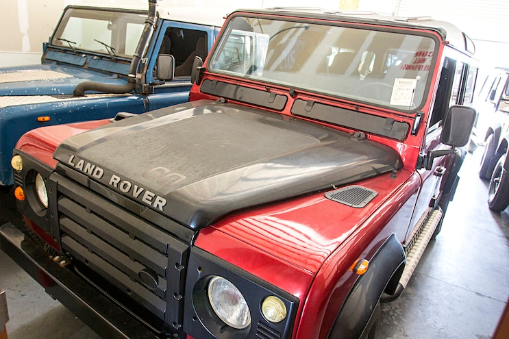 East Coast Defender Donor