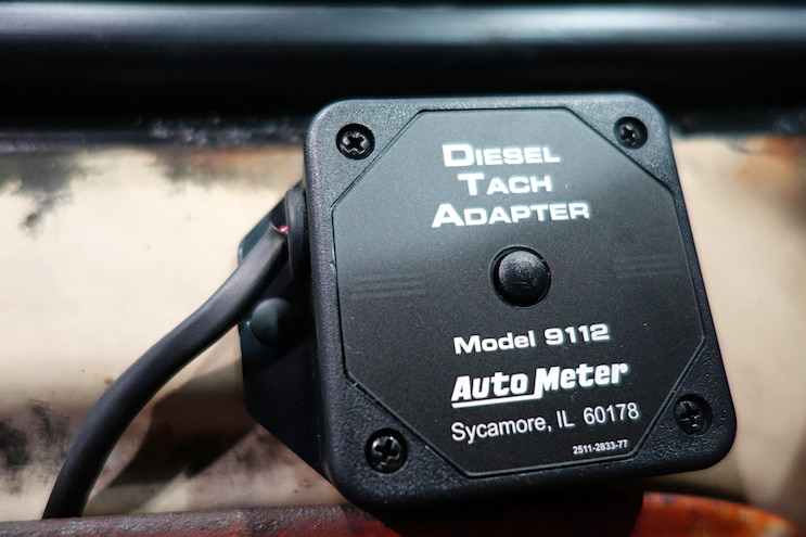Diesel Truck Parts Sema Auto Meter Tach Adapter