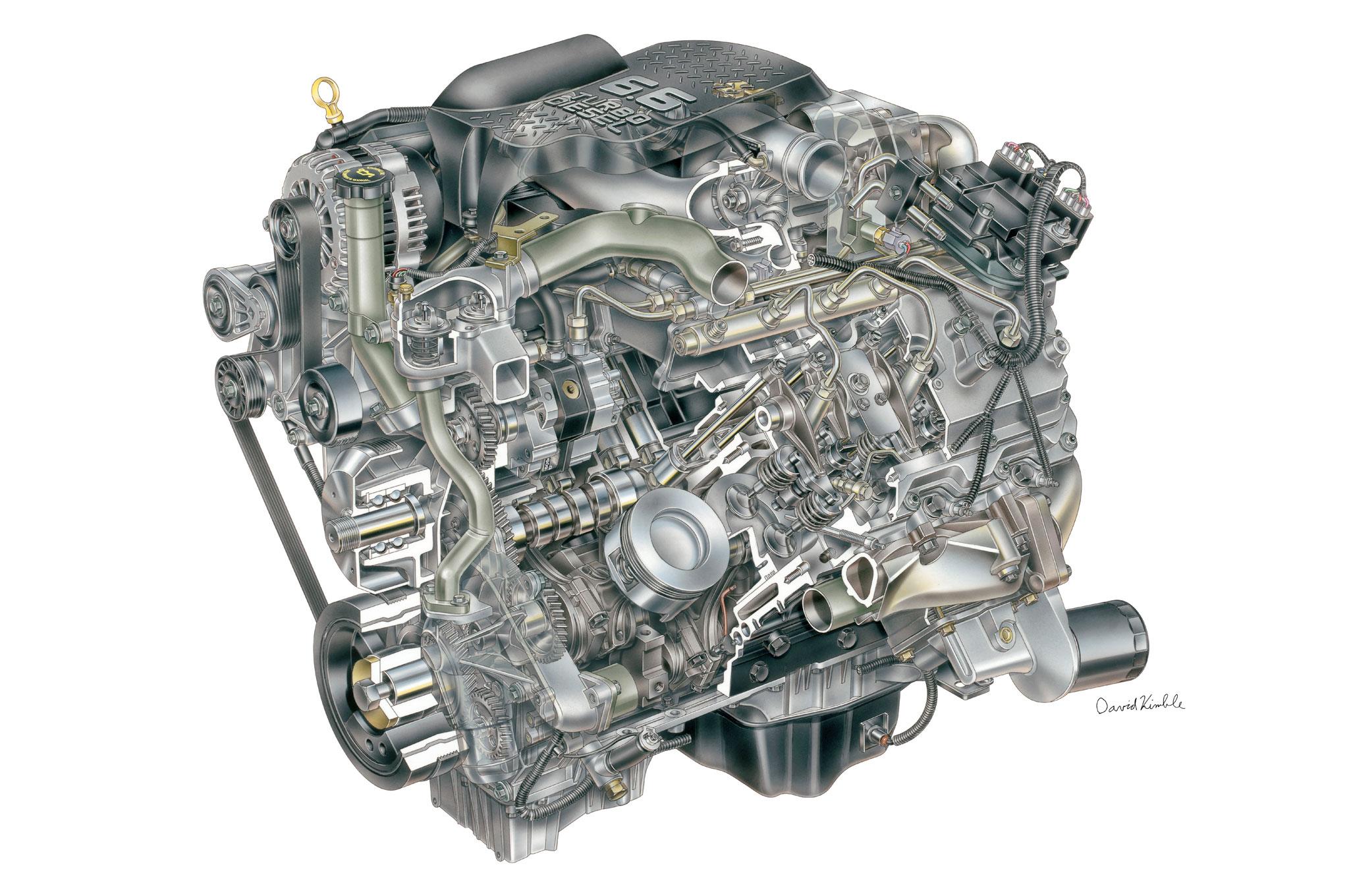 CONNECTING ROD 2001-2004 LB7 2004.5-2005 LLY Duramax Diesel 2500HD 3500HD