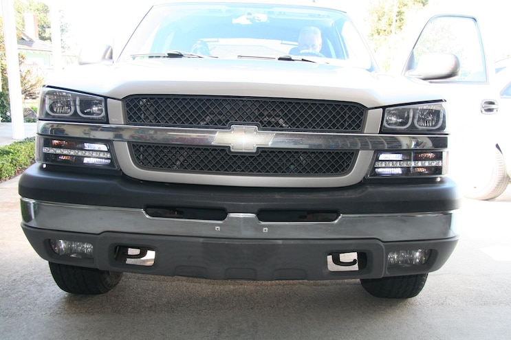 2004 Chevrolet Avalanche Drl Replacement 016