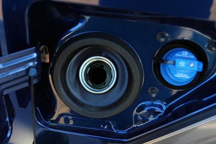 Lt1 2016 Nissan Titan Fuel Nozzle