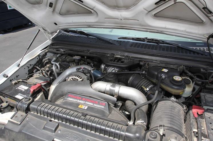 2004 Ford F 350 Diesel 6.0L Engine