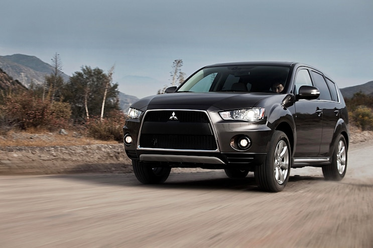 Truck Trend Pre-Owned: 2007 to 2013 Mitsubishi Outlander