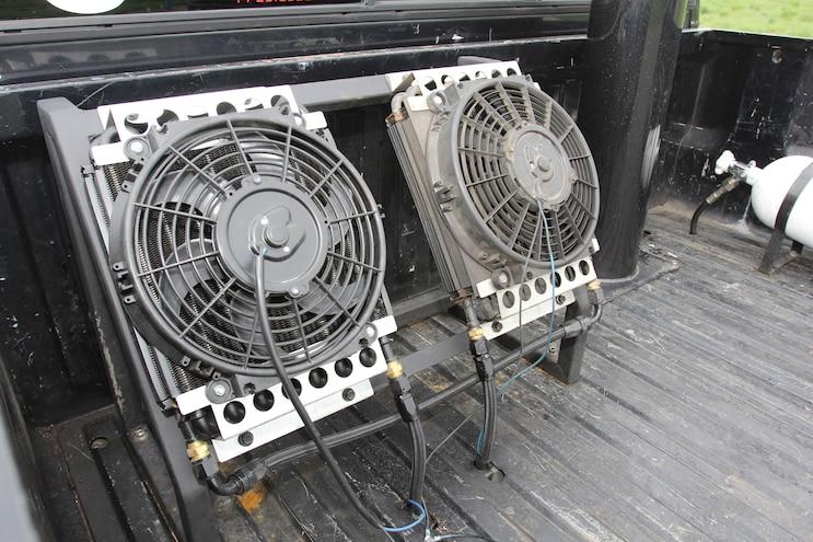 Shop Cummins Diesel Bed Mounted Transmission Coolers