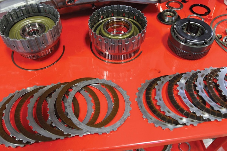 Shop Ford 6r140 Transmission Clutches