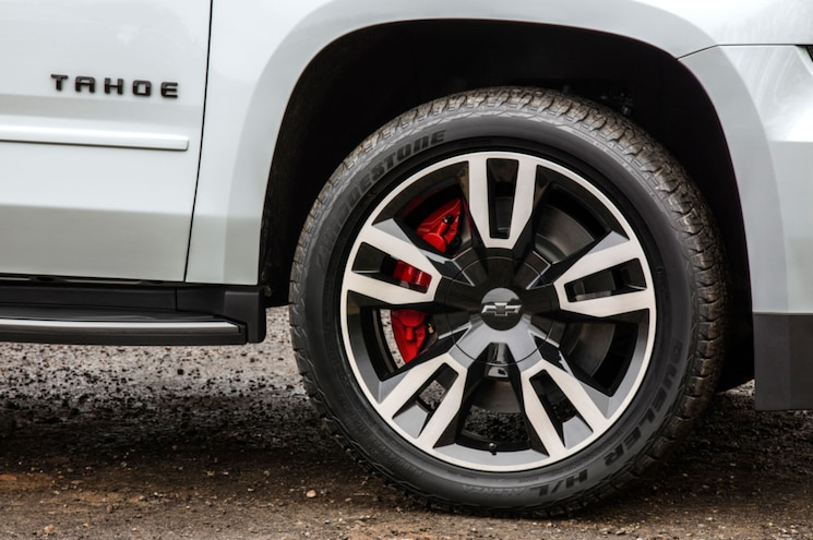 2018 Chevrolet Tahoe RST Front Wheel
