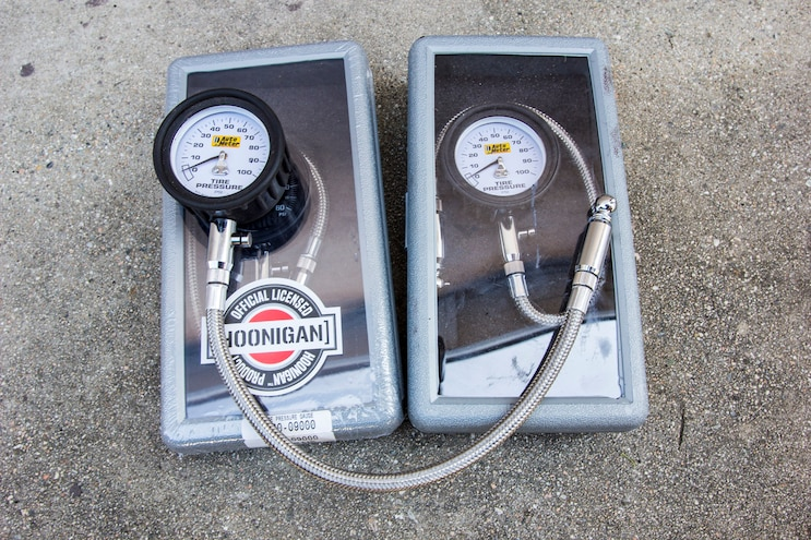 AutoMeter Tire Pressure Gauges: Tools of the Trade