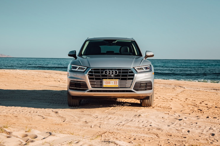 2018 Audi Q5 First Drive Front