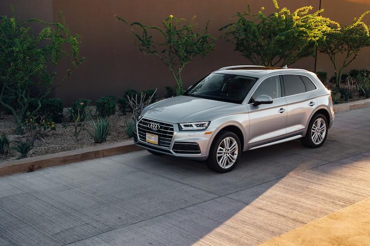 First Drive: 2018 Audi Q5