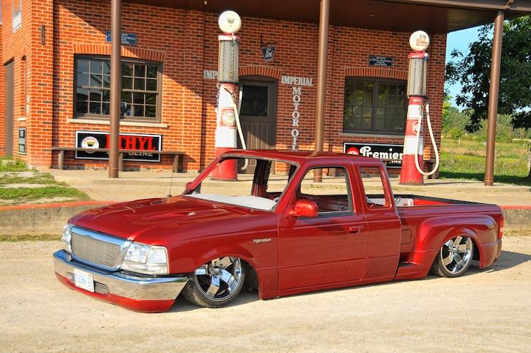 1998 Ford Ranger Splash Tuckin Eh