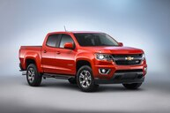 2016 Chevrolet Colorado Duramax Turbosel Front Quarter View Photo Gallery 19 Photos