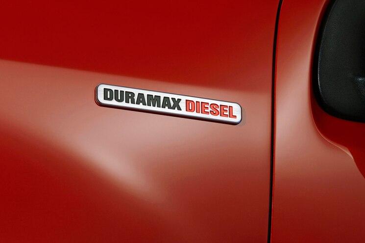 2016 Chevrolet Colorado Duramax TurboDiesel Badge