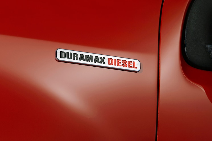 2016 Chevrolet Colorado Duramax Badge