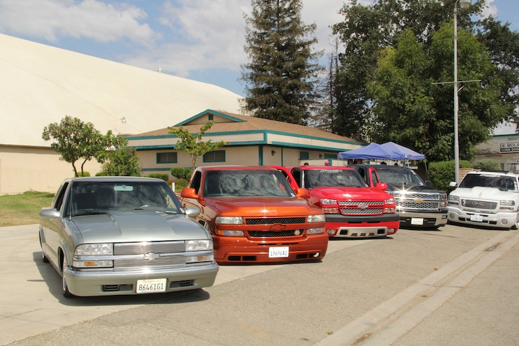 Summer Madness Chevys